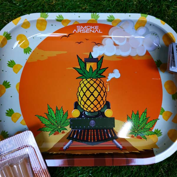 Rolling Tray's